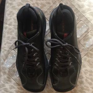 Prada nearly new men's shoes size 11